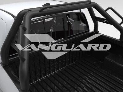Vanguard Off Road 04-18 Ford F150 F250 F350 F450 Roll Bar Black