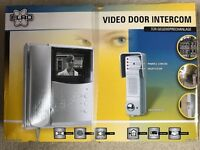 intercom telephone security camera alarm night vision cctv safety door bell lock interior exterior