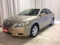2009 Toyota Camry LE, only 57258 km's, priced to sell $14888 plu