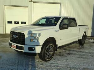 2015 Ford F-150 XLT-SPORT-3.5 ECO