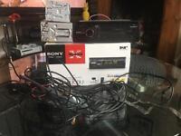 Sony CDX-DAB700U in car DAB Digital Radio