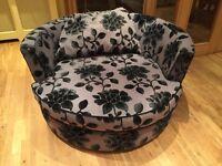 Free DFS Snuggle Chair free free free