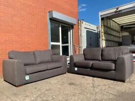 Grey DFS Sofas delivery 🚚 sofa suite couch furniture
