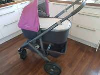 Uppababy Vista full set in great condition