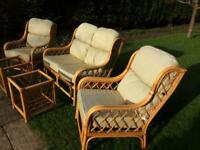 Cane furniture