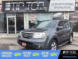 2013 Honda Pilot EX-L ** Leather, 8 Passenger, Sunroof **