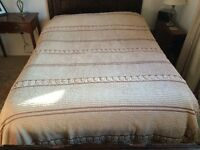 Double bed bedspread