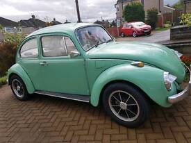 Classic beetle 1302s 1970.m.o.t till march 2018