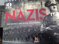 The Nazis Boxed Set Of 6 DVDs