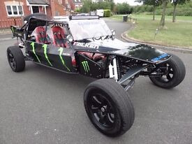 2015 TOYOTA 3.0 V6 24V 4 SEATER OFF ROAD SAND RAIL DUNE BUGGY BUGGY IS A MONSTER