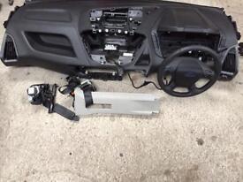 2015 Ford transit custom airbag kit complete