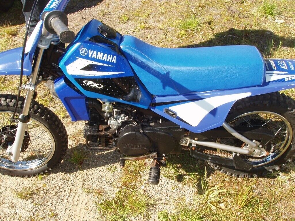 Childs Yamaha Pw80 Motorbike Sell Or Swap In Oban