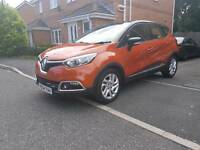 RENAULT CAPTUR 2014 1.5 DCI £0 TAX 1 OWNER