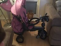 Smart Trike Explorer-Purple