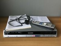 Panasonic DMR-ES20D DVD Recorder Freeview TV Radio Digital Multi-Format Recording and Playback