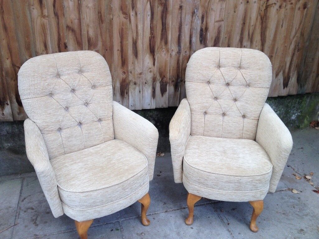 Two small armchairs for sale | in Llanishen, Cardiff | Gumtree