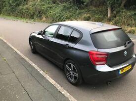 2012 BMW 1 series 116d