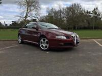 Alfa Romeo Gt 2.0 JTS(164bhp) LOW MILAGE !!
