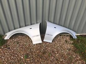 Bmw e46 new front wings