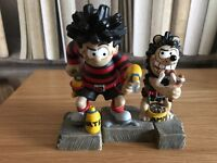 Beano collectable figure 'Fully loaded'
