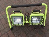 Power light x 2 unit - surplus