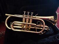 Elkhart cornet perfect 1st cornet for just starting our
