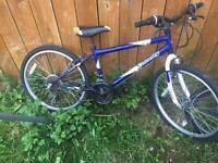 Kids mountain bike 24 inch wheels
