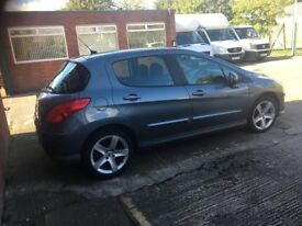 Peugeot 308, 1.6l Very clean, full year MOT