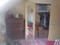Double Bedroom in Ashley Down/Bishopston with Kingsize bed in friendly shared house.