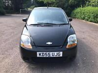 CHEVROLET MATIZ•1.0•5 DOOR•LONG MOT•CHEAP CAR•NOT FIESTA 206 CITROEN