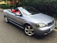 For sale Vauxhall Astra convertible 1.8 petrol,mot oct 2016,2 owners,audi,Bmw,merc