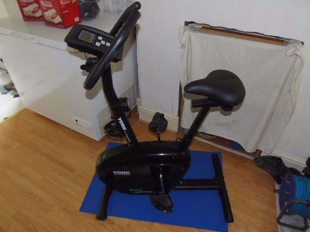 York Quest Fitness Exercise Bike Bicycle