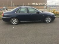 rover 75 turbo diesel 10 months mot beautiful condition