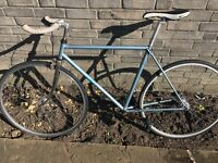 """Hi there selling my """"Triumph Cycle"""" bicycle in Clapham!!!"""