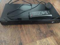 Samsung DVD player with USB port £10