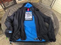 Ladies Superdry Artic Hooded Windcheater Jacket Size Medium