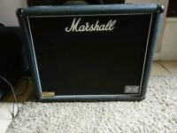 Marshall 1936 vintage 2x12 speaker cabinet immaculate