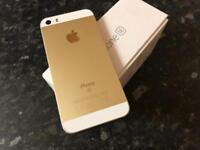 Apple iPhone 5SE Gold 16GB currently