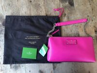 Pink Kate Spade Handbag, perfect condition, new with tags