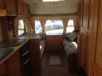 Compass Corona 636 Touring Caravan 2005