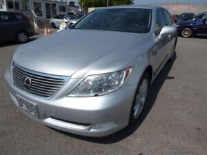 2009 Lexus LS 460 AWD & NAVI & BACK UP CAMERA & H.C SEATS