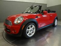 2011 MINI Cooper CONVERTIBLE MAGS CUIR