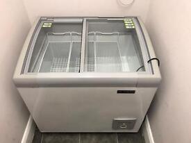 Small Commercial Ice Cream Freezer