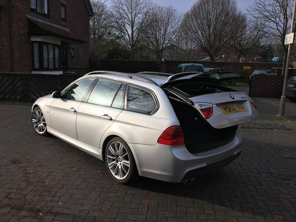 bmw 325d m sport diesel touring mot fsh cheap e91 e90 330d 320d in beckton london gumtree. Black Bedroom Furniture Sets. Home Design Ideas