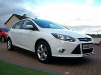 Jan 2013 Ford Focus ZETEC 105