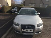 audi a3 sportback 2l diesel very good condition