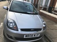 Ford Fiesta 1.4 Zetec Climate 5dr full service history 2008