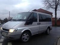 06 ford tourneo minibus