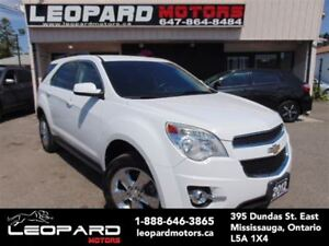 2012 Chevrolet Equinox 1LT,Back up Camera,Heated Seats*Certified