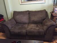 Matching Love seat & chair